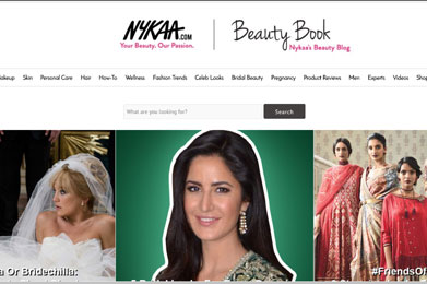 Nykaa Beauty Book